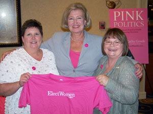 Pink shirt West Virginia
